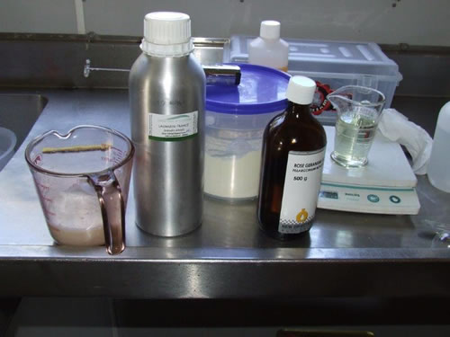 Speciality Bars precision ingredient measurement
